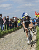 Tom Boonen Paris-Roubaix 2014 Photos stock