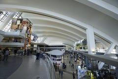 Tom Bradley International Terminal stock fotografie