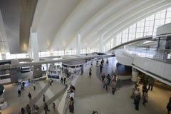 Tom Bradley International Terminal royalty-vrije stock afbeelding