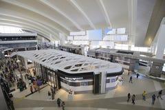 Tom Bradley International Terminal Royalty Free Stock Photos