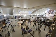 Tom Bradley International Terminal Stock Images