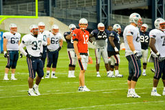Tom Brady Fotografia de Stock