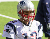 Tom Brady Royaltyfria Bilder