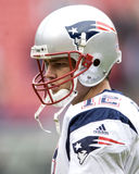 Tom Brady New England Patriots Royalty Free Stock Image