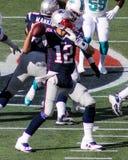 Tom Brady New England Patriots stock photography