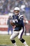 Tom Brady. New England Patriots QB Tom Brady #12. Image taken from a color slide Royalty Free Stock Photo