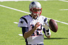 Tom Brady- New England Patriots Stock Photos