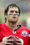 Tom Brady in NFL-Aktion stockfoto