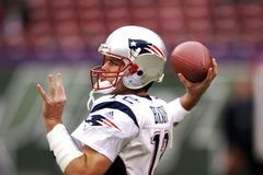 Tom Brady New England Patriots royalty free stock photo