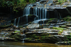 Tom Branch Fall en Caroline du Nord Photos stock