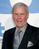Tom Brokaw Royaltyfri Foto