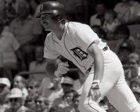 Tom Brookens Detroit Tigers arkivfoton