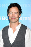 Tom Cavanagh. LOS ANGELES - JAN 6:  Tom Cavanagh arrives at the NBC Universal All-Star Winter TCA Party at The Athenauem on January 6, 2012 in Pasadena, CA Stock Image