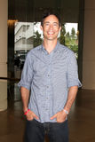 Tom Cavanagh. LOS ANGELES - JUL 27:  Tom Cavanagh arriving at the 2011 TCA Summer Press Tour - Hallmark Channel at Beverly Hilton Hotel on July 27, 2011 in Stock Photography