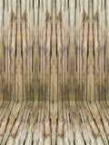 Tom cinzento da textura de madeira com assoalho de madeira Preto e branco, Surfac Fotos de Stock