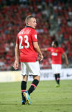 Tom Cleverley of Man Utd. Royalty Free Stock Photography