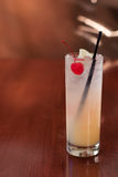 Tom Collins Stock Image