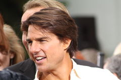 Tom Cruise Photographie stock