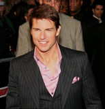 Tom Cruise Fotografie Stock