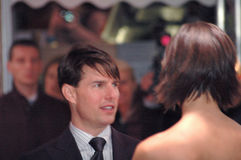 Tom Cruise Fotografia Stock