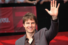 Tom Cruise Photo stock