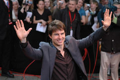 Tom Cruise Fotos de Stock Royalty Free