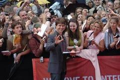 Tom Cruise fotografía de archivo libre de regalías