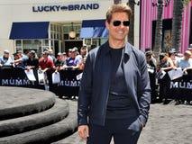 Tom Cruise fotografie stock libere da diritti