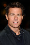 "Tom Cruise. Arrives for the ""Jack Reacher"" premiere at the Odeon Leicester Square, London. 10/12/2012 Picture by: Steve Vas / Featureflash Royalty Free Stock Photo"
