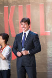 Tom Cruise - 'Edge of Tomorrow' Japan Premiere Stock Photography