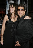 Tom Cruise and Katie Holmes Royalty Free Stock Photography