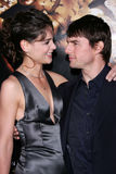 Tom Cruise,Katie Holmes Stock Photo