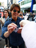Tom Cruise At Knight And Day Premiere Stock Photos