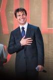 Tom Cruise - 'krawędź jutro' Japonia premiera Zdjęcie Stock