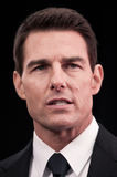 Tom Cruise Portrait Stock Photo