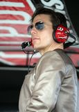 Tom Cruise que atende a Daytona 500 foto de stock