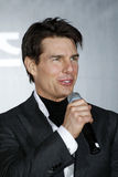 Tom Cruise in Seoul Royalty Free Stock Images