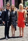 Tom Cruise, Sofia Boutella και Annabelle Wallis Στοκ φωτογραφία με δικαίωμα ελεύθερης χρήσης