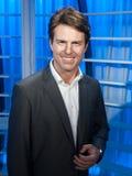 Tom Cruise-Wachsstatue Stockfoto