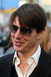 Tom Cruise, Will Smith stockbild