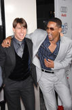 Tom Cruise, Will Smith Image stock
