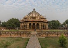 Tom del Humayun, Nuova Delhi fotografia stock