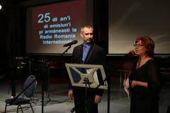 Tom Enache i Aurica Piha Fotografia Royalty Free
