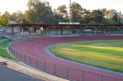 Tom Flood Sports Centre en Bendigo, Australia Fotografía de archivo