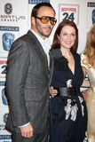Tom Ford,Julianne Moore Royalty Free Stock Images