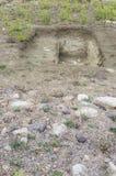 Tom gravjordning Royaltyfri Bild