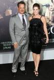 Tom Hanks και Ρίτα Wilson Στοκ Εικόνες