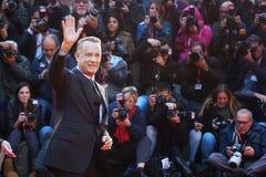Tom Hanks στη Ρώμη στοκ φωτογραφίες με δικαίωμα ελεύθερης χρήσης