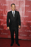 Tom Hanks Photographie stock libre de droits