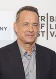 Tom Hanks Fotografia Stock Libera da Diritti